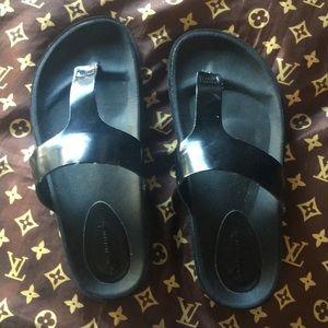 Zara like Birkenstock sandals